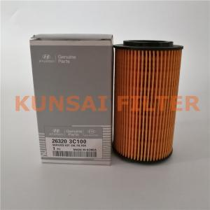 Hyundai oil filter 26320-3C100