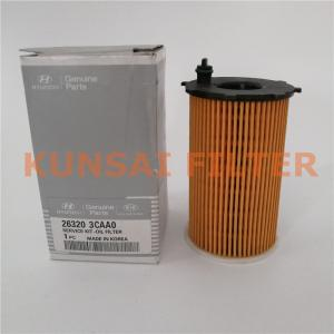 Hyundai oil filter 26320-3CAA0