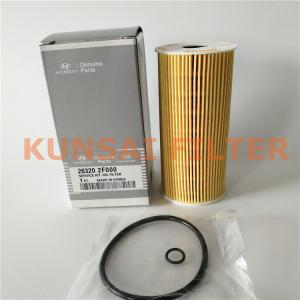 Hyundai oil filter 26320-2F000