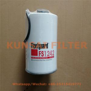 Fleetguard fuel water separator filter FS1242