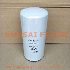 Hyundai oil filter 26320-84300